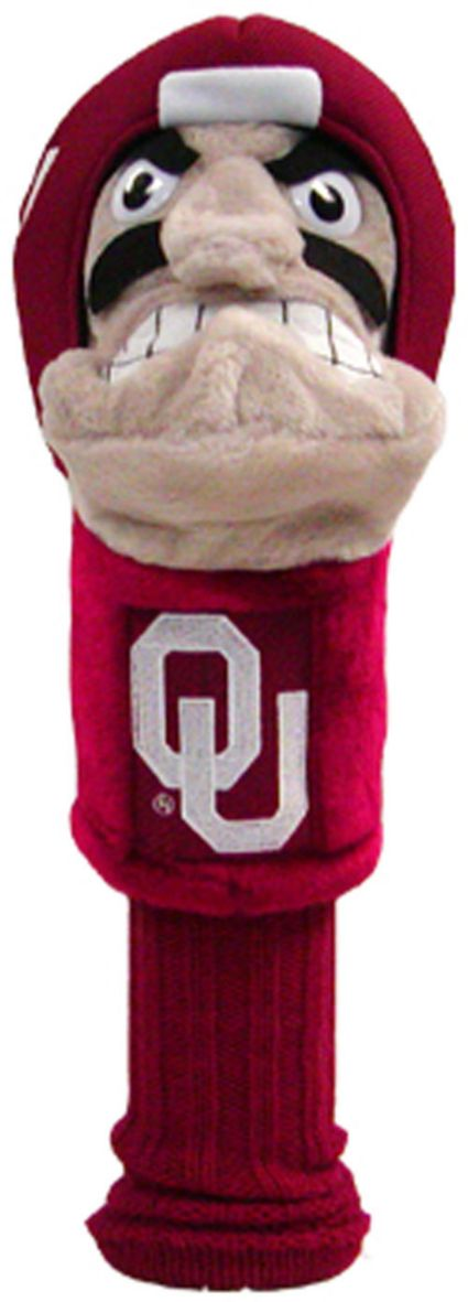 Team Golf Oklahoma Sooners Mascot Headcover