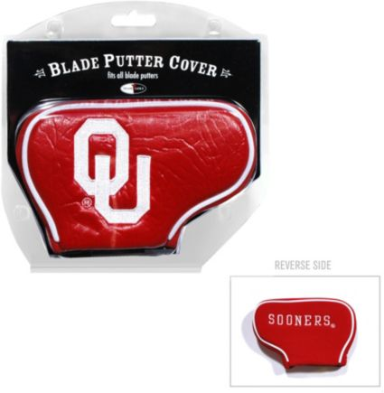Team Golf Oklahoma Sooners Blade Putter Cover