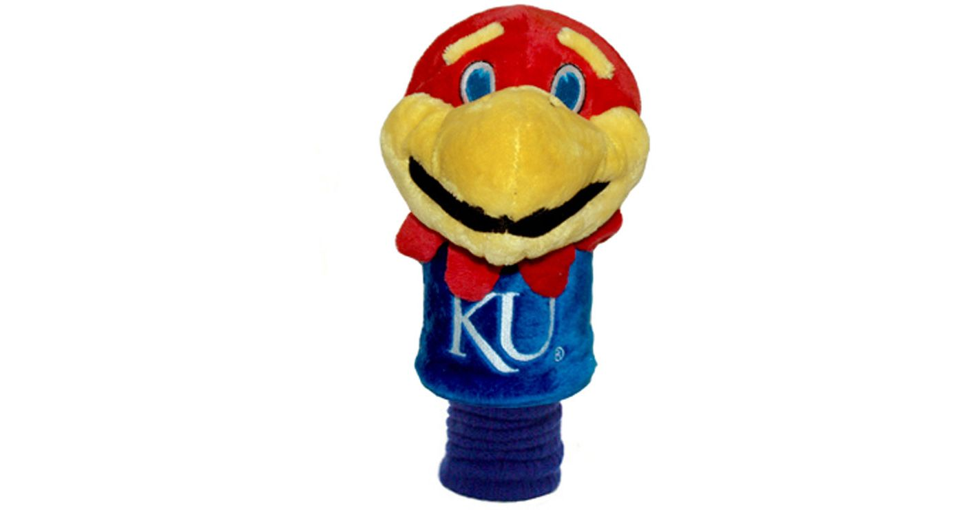 Team Golf Kansas Jayhawks Mascot Headcover