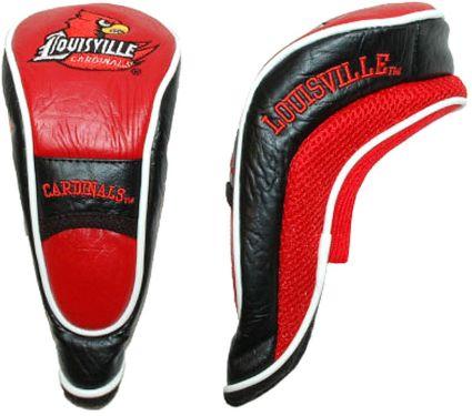 Team Golf Louisville Cardinals Hybrid Headcover