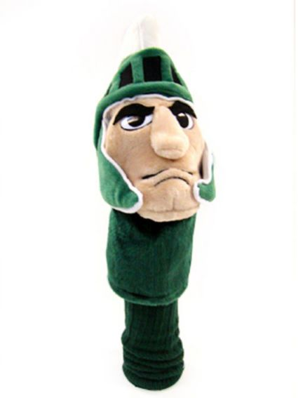 Team Golf Michigan State Spartans Mascot Headcover