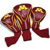 Team Golf Minnesota Golden Gophers Contour Headcovers - 3-Pack