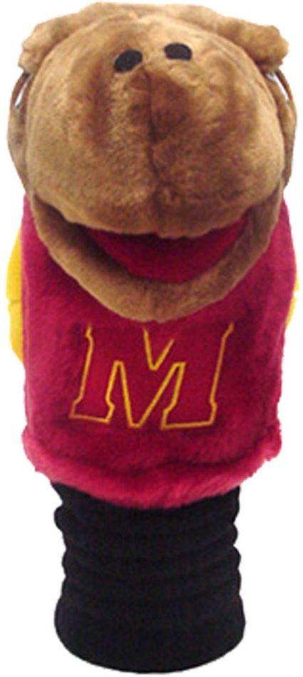 Team Golf Maryland Terrapins Mascot Headcover