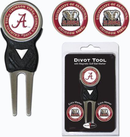 Team Golf Alabama Crimson Tide Divot Tool