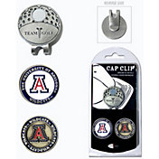 Team Golf Arizona Wildcats White Cap Clip