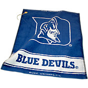 Team Golf Duke Blue Devils Woven Towel