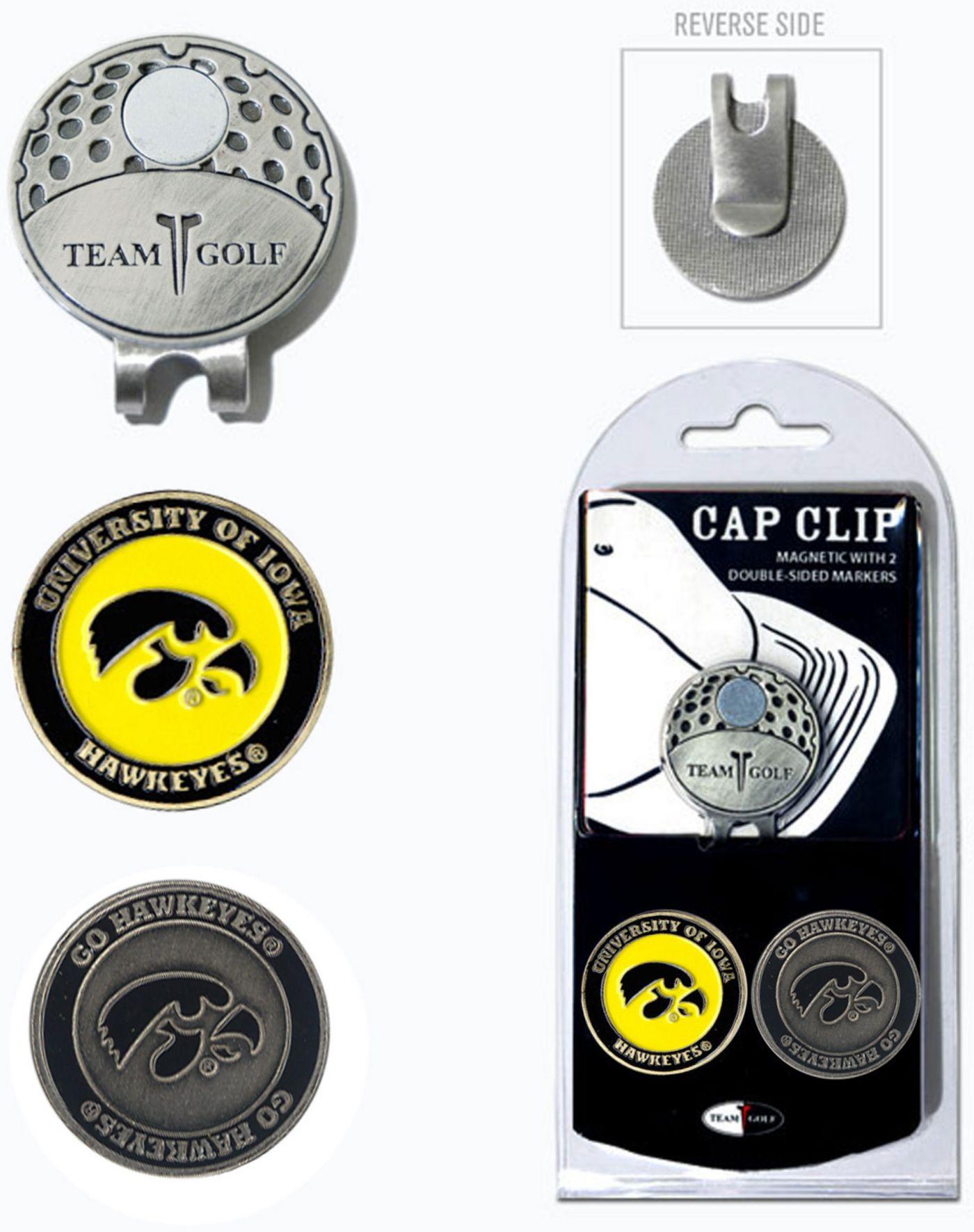 Team Golf Iowa Hawkeyes Cap Clip