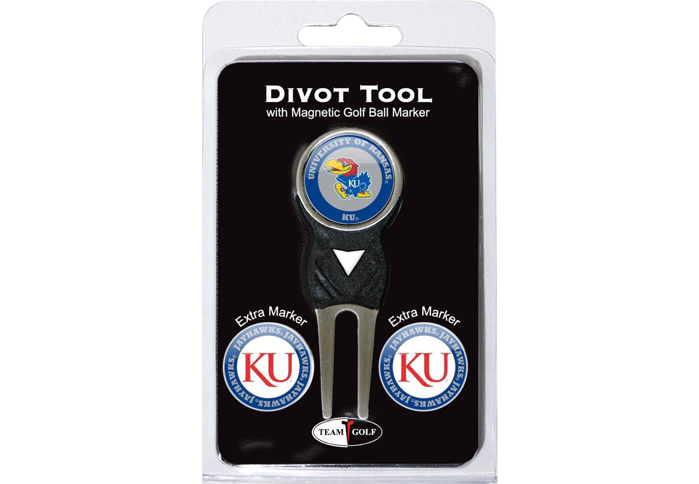 Team Golf Kansas Jayhawks Divot Tool