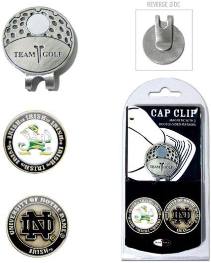 Team Golf Notre Dame Fighting Irish Cap Clip