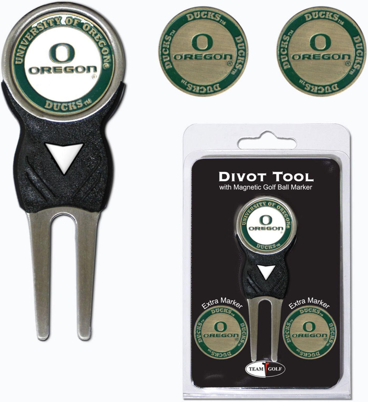 Team Golf Oregon Ducks Divot Tool