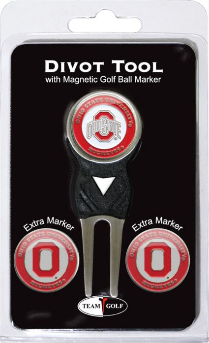 Team Golf Ohio State Buckeyes Divot Tool
