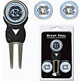 Team Golf North Carolina Tar Heels Divot Tool