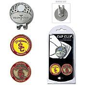 Team Golf USC Trojans Cap Clip