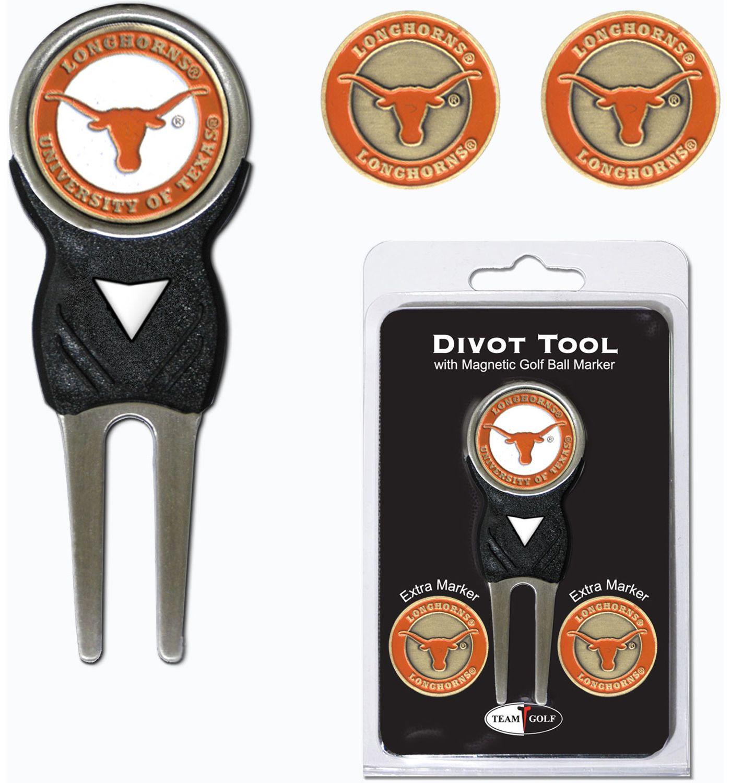 Team Golf Texas Longhorns Divot Tool