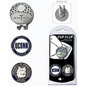 Team Golf Connecticut Huskies Cap Clip