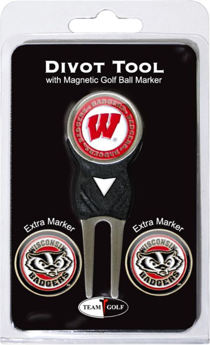 Team Golf Wisconsin Badgers Divot Tool