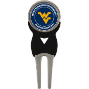 Team Golf West Virginia Mountaineers Divot Tool