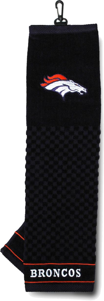 Team Golf Denver Broncos Embroidered Towel