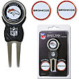 Team Golf Denver Broncos Divot Tool and Marker Set