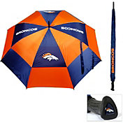 "Team Golf Denver Broncos 62"" Double Canopy Umbrella"