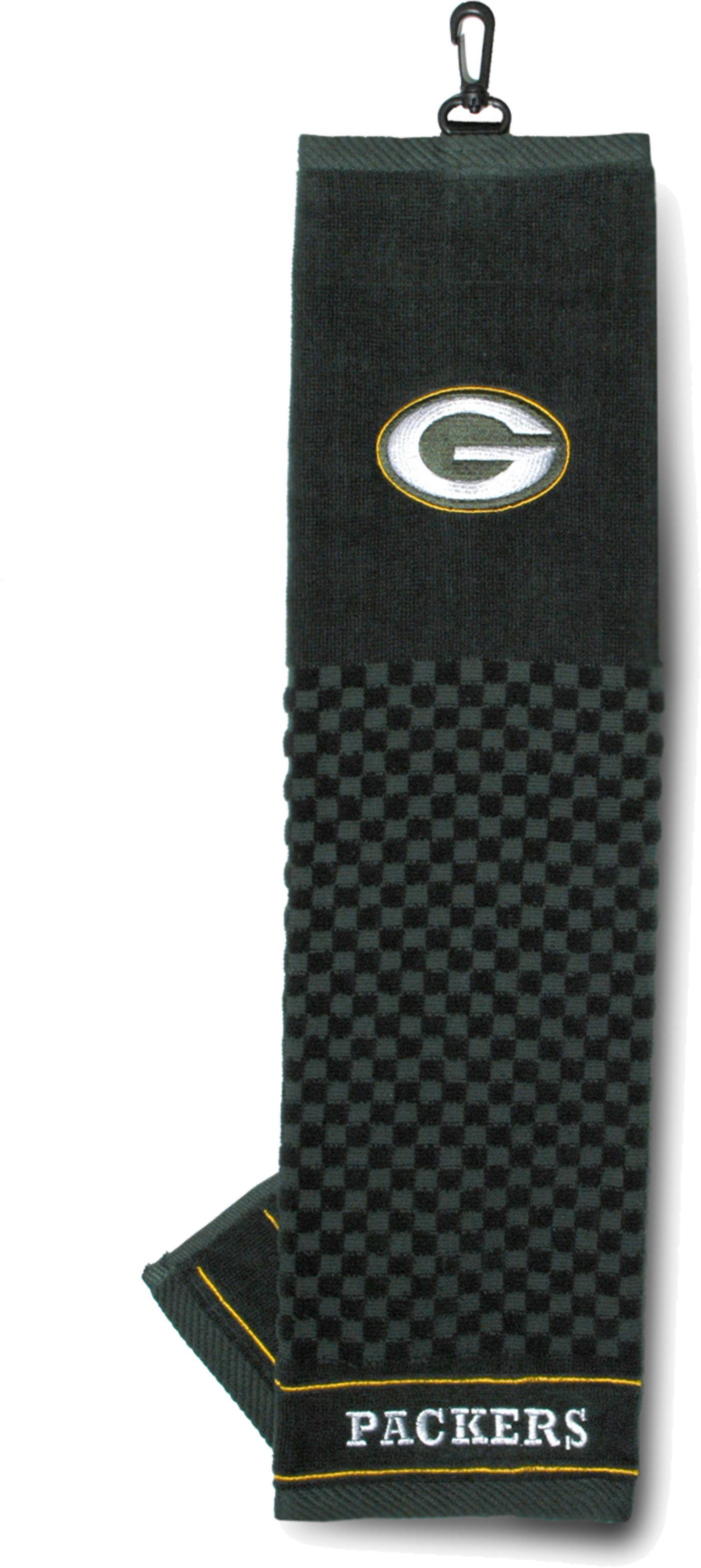 Team Golf Green Bay Packers Embroidered Towel