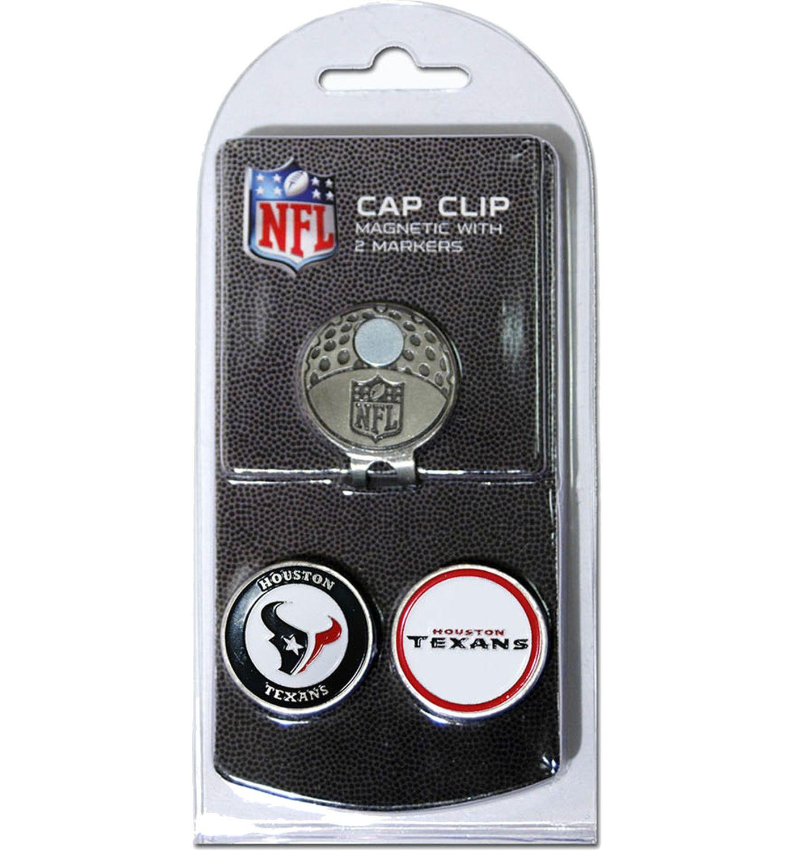 Team Golf Houston Texans Two-Marker Cap Clip