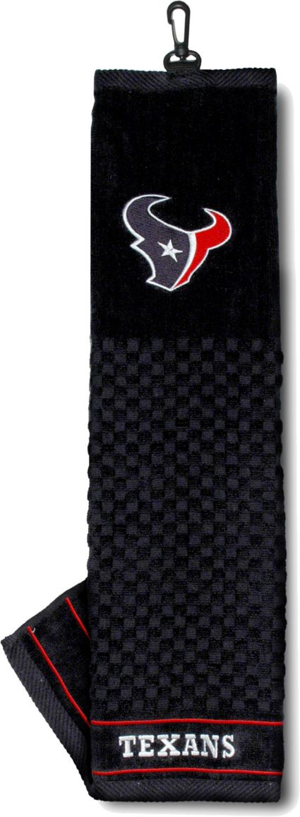 Team Golf Houston Texans Embroidered Towel