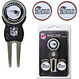 Team Golf New England Patriots Divot Tool and Marker Set