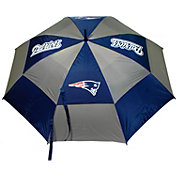 "Team Golf New England Patriots 62"" Double Canopy Umbrella"