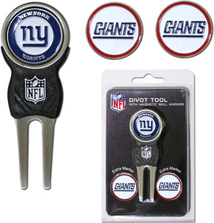 Team Golf New York Giants Divot Tool