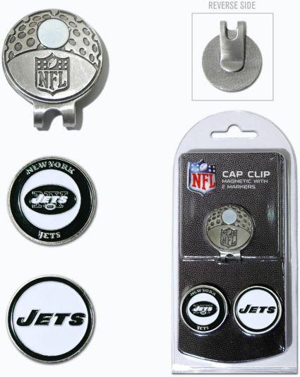 Team Golf New York Jets Cap Clip