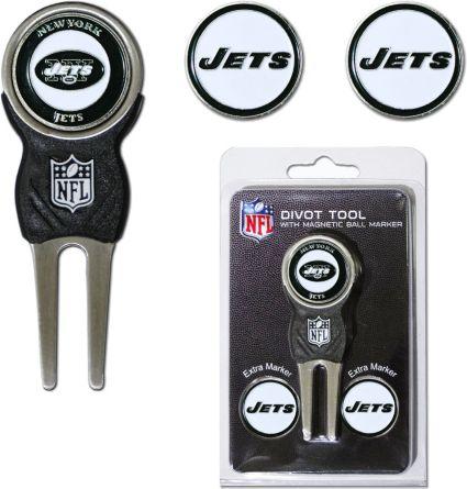 Team Golf New York Jets Divot Tool