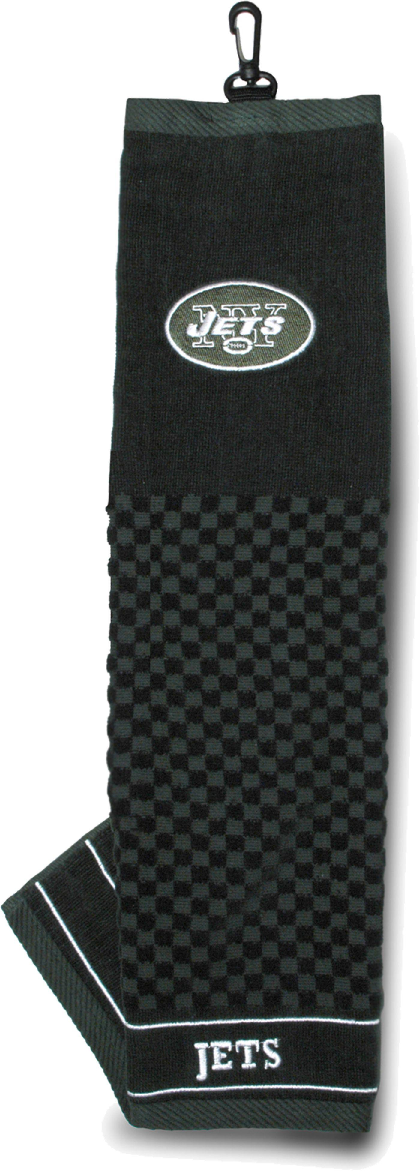 Team Golf New York Jets Embroidered Golf Towel