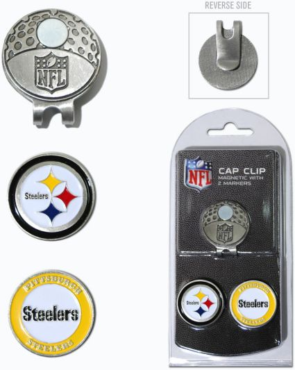 Team Golf Pittsburgh Steelers Cap Clip