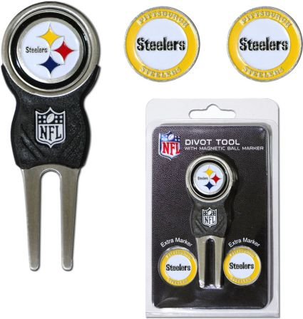Team Golf Pittsburgh Steelers Divot Tool