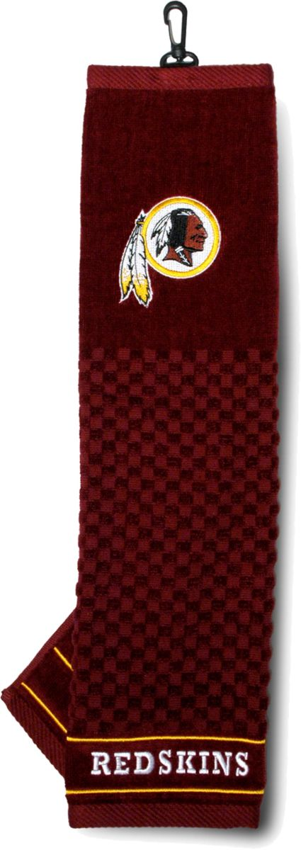 Team Golf Washington Redskins Embroidered Towel