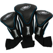 Team Golf Philadelphia Eagles 3-Pack Contour Headcovers