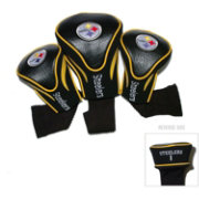 Team Golf Pittsburgh Steelers 3-Pack Contour Headcovers
