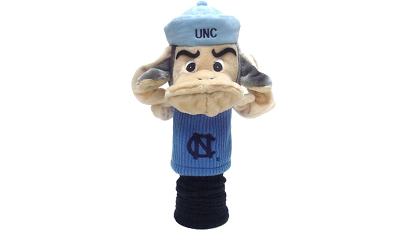 Team Golf UNC Tar Heels Mascot Headcover