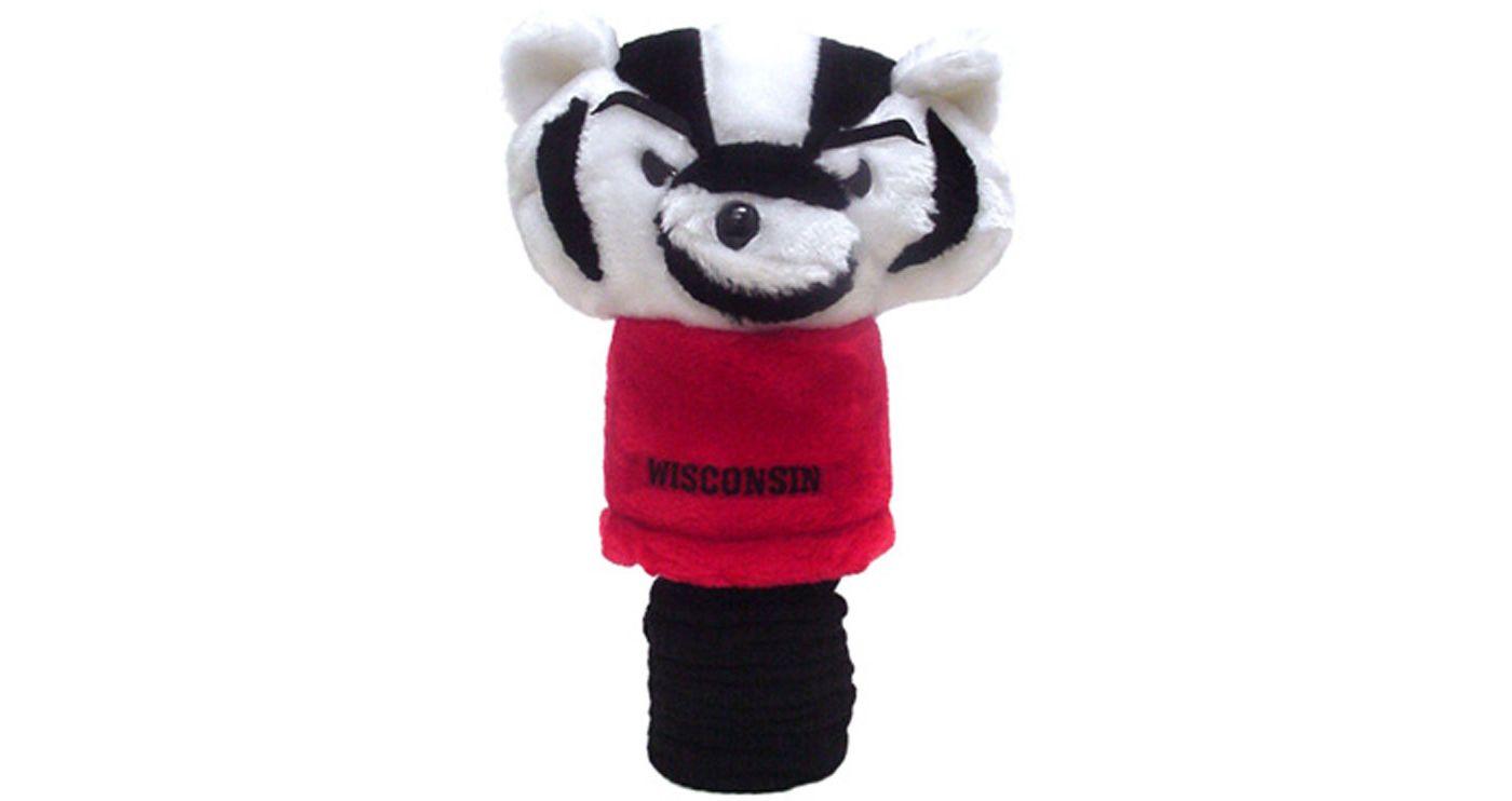 Team Golf Wisconsin Badgers Mascot Headcover