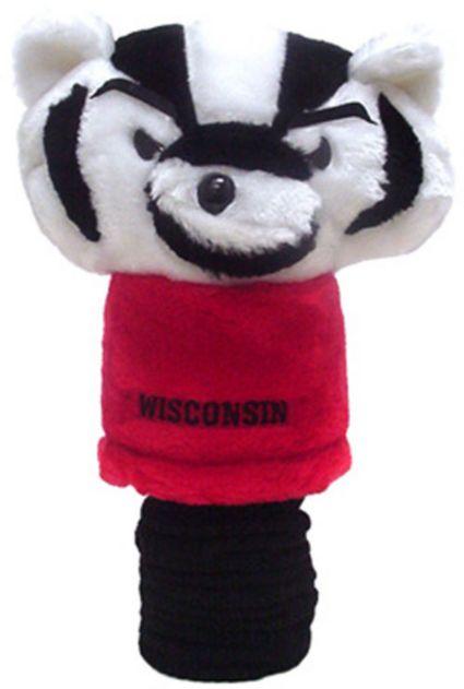 Team Golf Wisconsin Badgers NCAA Mascot Headcover