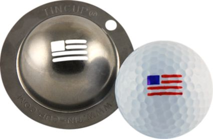 Tin Cup Ball Marking System