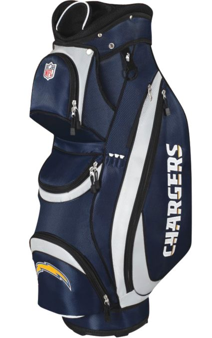 Wilson Los Angeles Chargers Cart Bag