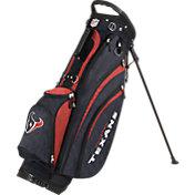 Wilson Houston Texans NFL Stand Bag
