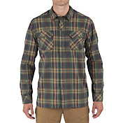 5.11 Tactical Men's Flannel Long Sleeve Shirt
