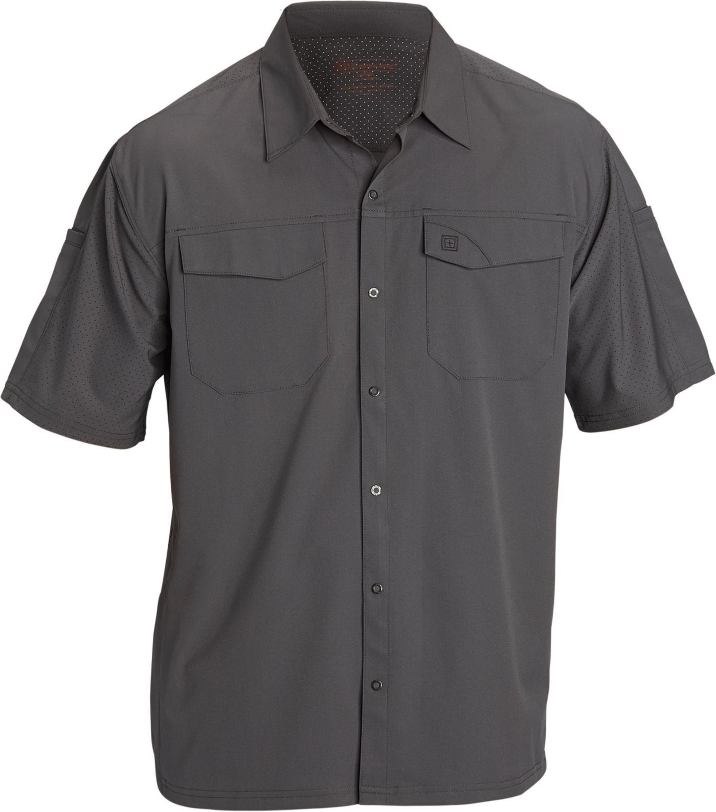 5.11 Tactical Men's Freedom Flex Woven Shirt