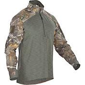 5.11 Tactical Men's Realtree Rapid Response Quarter Zip Shirt