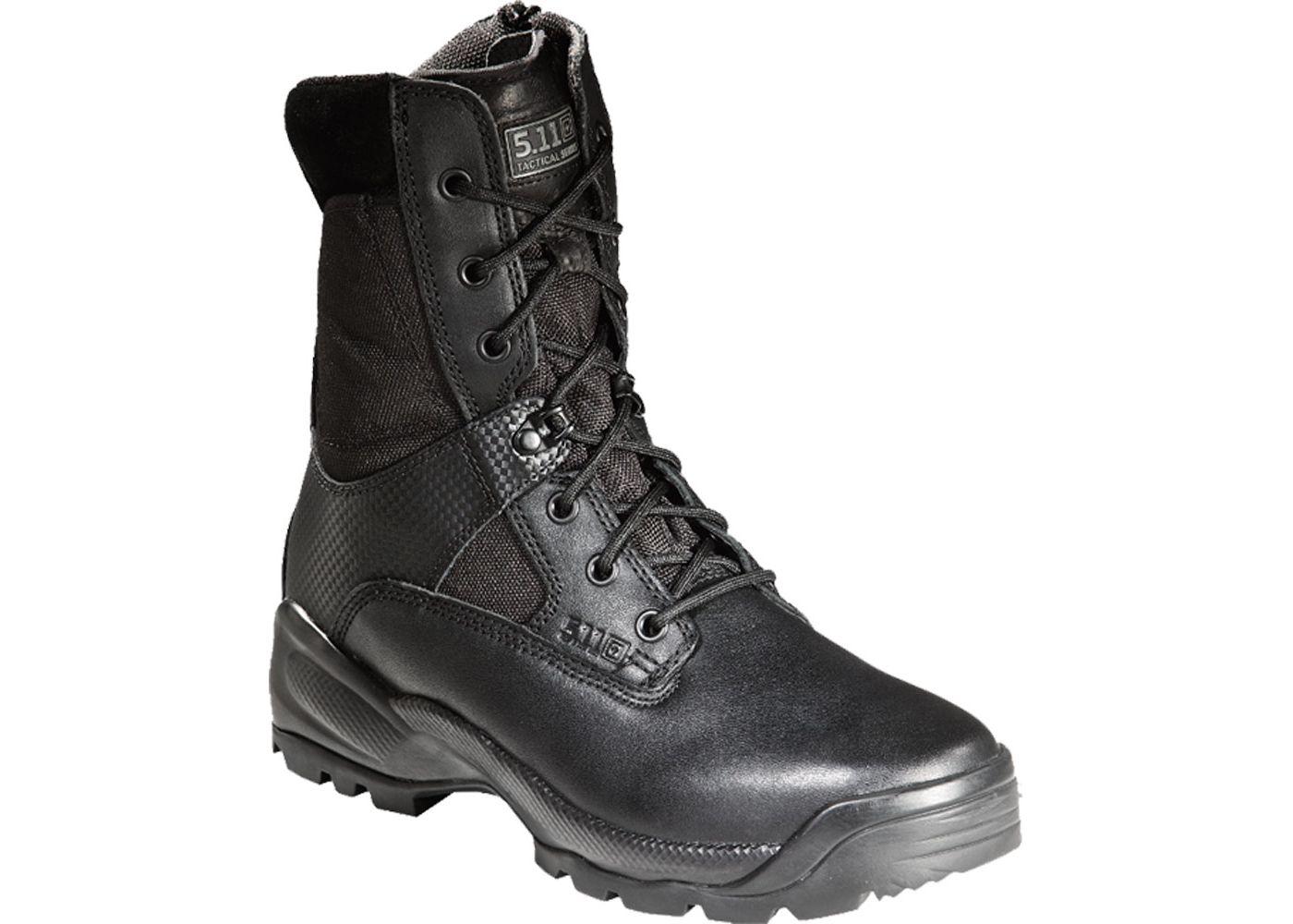 5.11 Tactical Men's A.T.A.C. 8'' Side Zip Tactical Boots