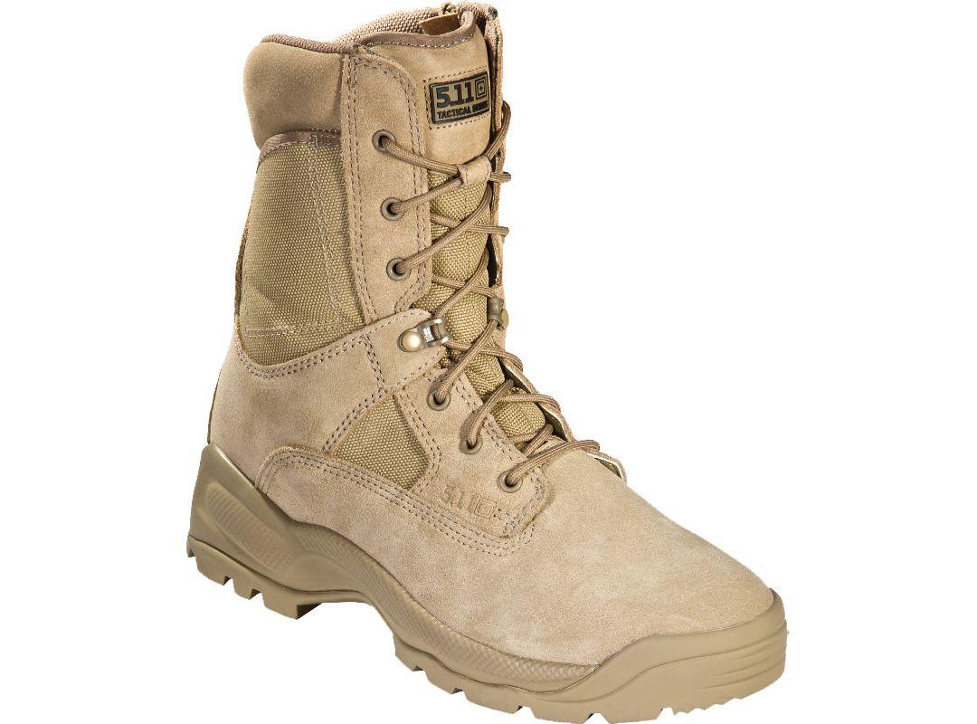 851136c1e83 5.11 Tactical Men's A.T.A.C. 8'' Side Zip Tactical Boots