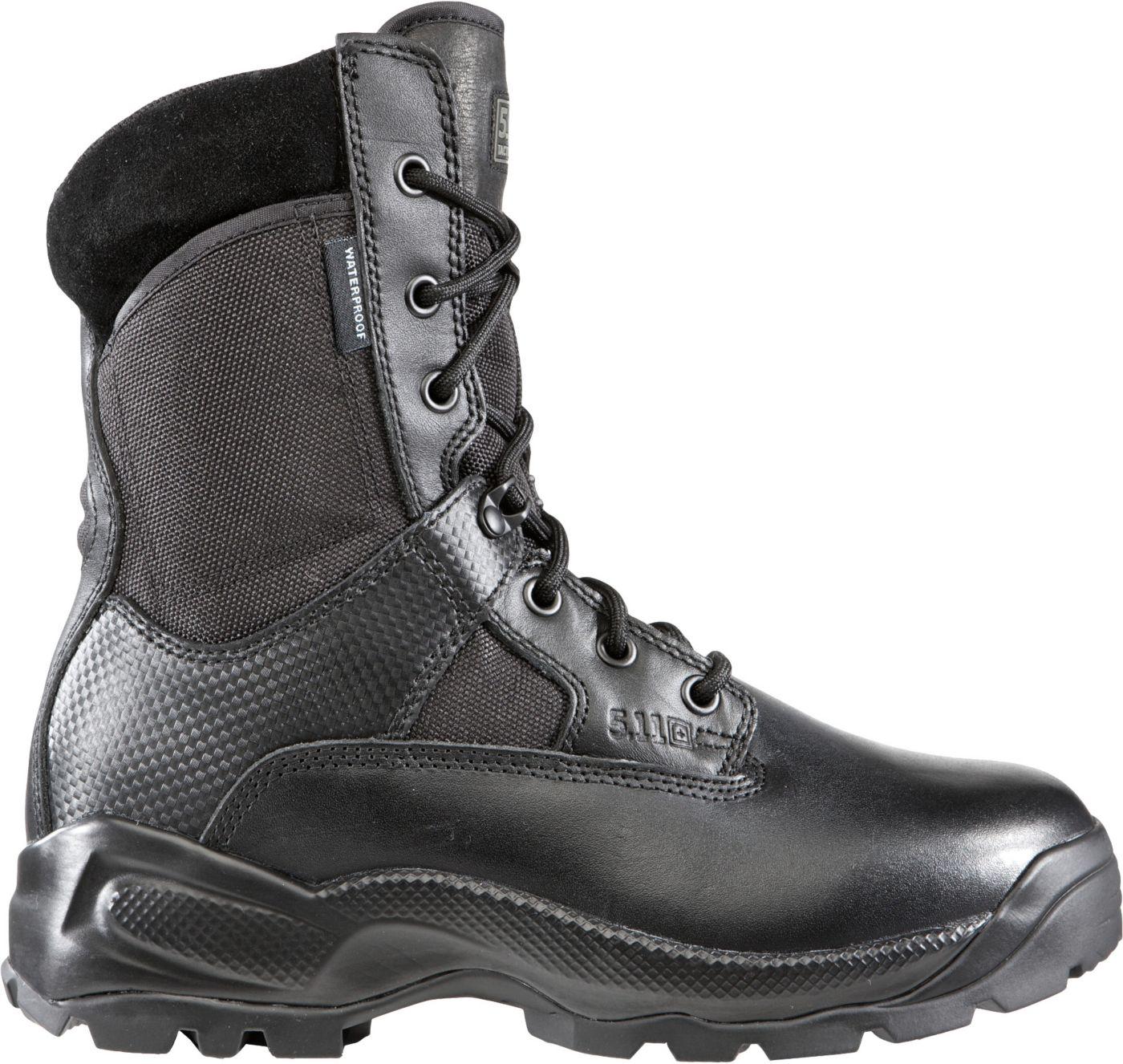 5.11 Tactical Men's A.T.A.C. Storm Waterproof Tactical Boots